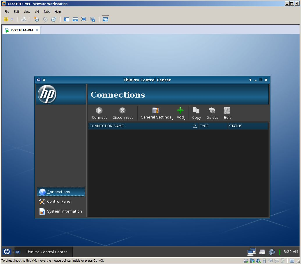 thinking about trying out vdi and terminals check out hp